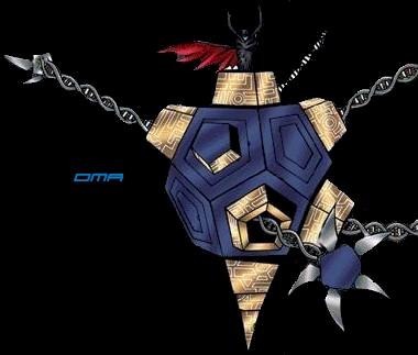 [FanFic] Digimon Antiga Ameaça  Apocalymon