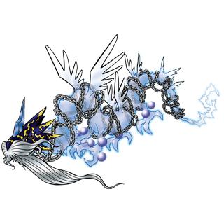 [FanFic] Digimon Antiga Ameaça  Azulongmon
