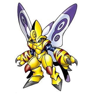 Abecedario Digimon! - Página 2 Butterflymon