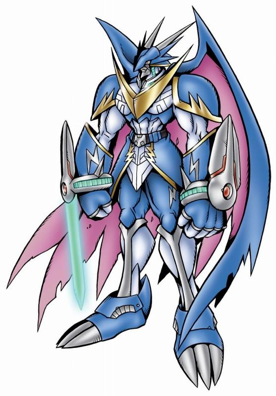 Ulforceveedramon the the ultimate force victorious dragon monster