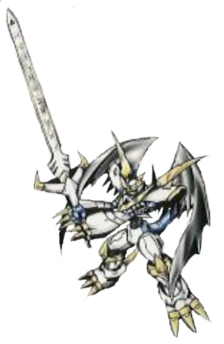 Imperialdramon Paladin Mode   The Imperial Dragon Monster Paladin ModeImperialdramon Paladin Mode Sword