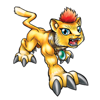 Digimon: Seeds of Renaissance RP Leormon
