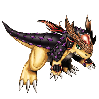 Digimon RP: Character Template Ryudamon