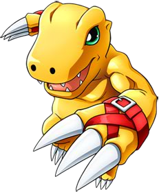 Dma Digi Dex Agumon Savers