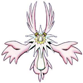 anjos do digimundo Cherubimon