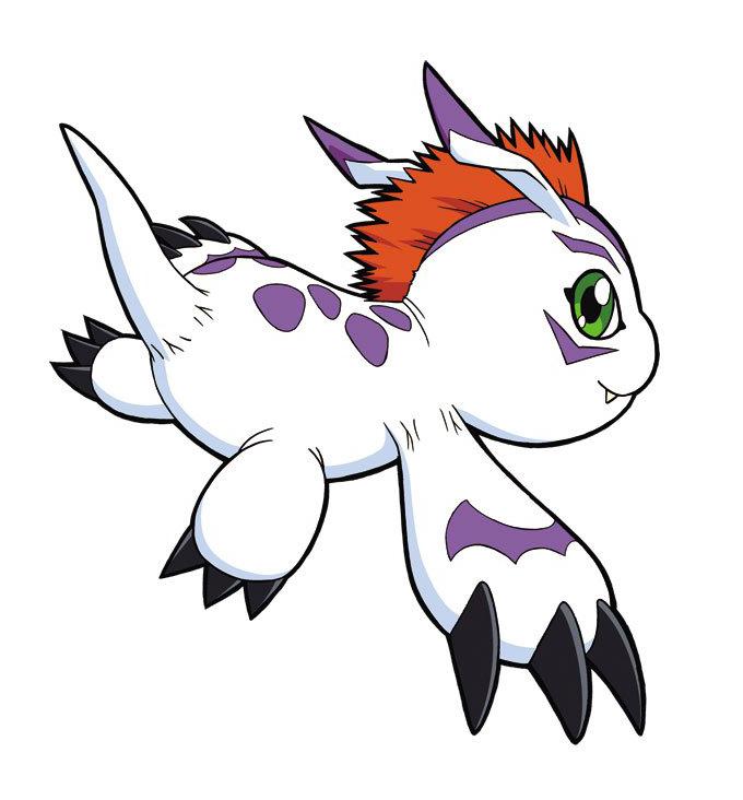 Digimon Favorito Gomamon