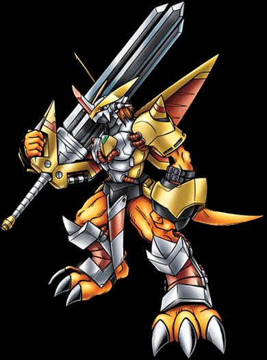 Digimon Fans lo bueno y lo malo VictoryGreymon