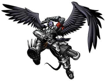 Digimon: Snowball's Dark Blood (FanFic) BeelzemonBlastMode