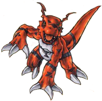 Big Brother Digimon Guilmon