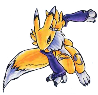 Viewing celestial renamon s