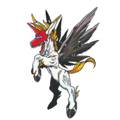 Abecedario Digimon! - Página 20 Unimon