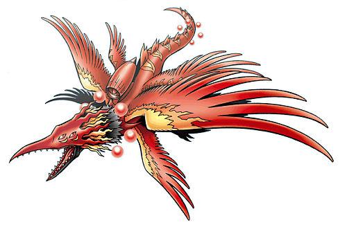 Abecedario Digimon! - Página 20 Zhuqiaomon