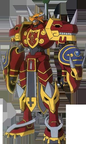 DMA + Digi-Dex + EmperorGreymon