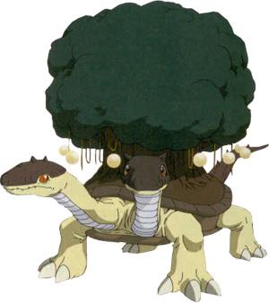 [FanFic] Digimon Antiga Ameaça  Ebonwumon