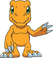 ~  Digidex! Agumon4F