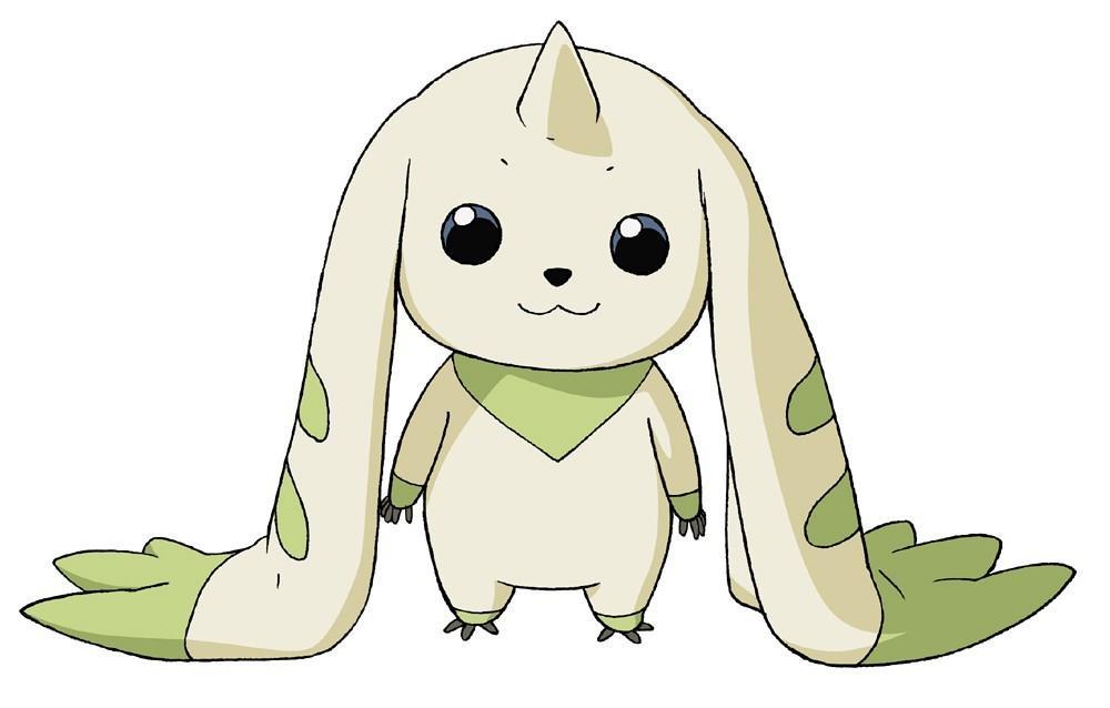 Digimon Favorito Terriermon