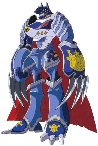 Armadura Digimon MirageGaogamon