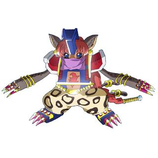 Abecedario Digimon! - Página 2 BalliBastemon