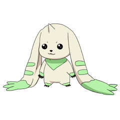Terriermon!